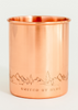 Fir Sure Copper Mug - 14oz