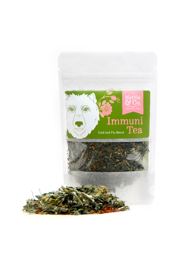 Nettle & Co Immuni-tea