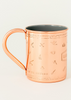 Into The Wild Enamel Lined Copper Mug - 16oz