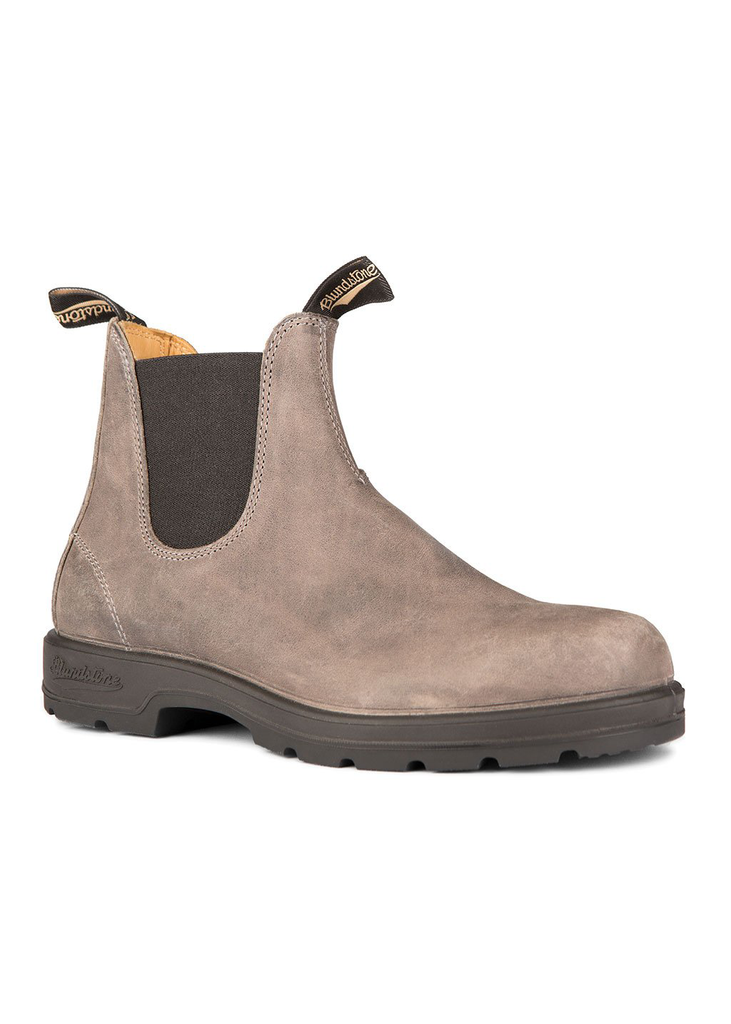 Blundstone 1469  leather lined steel grey