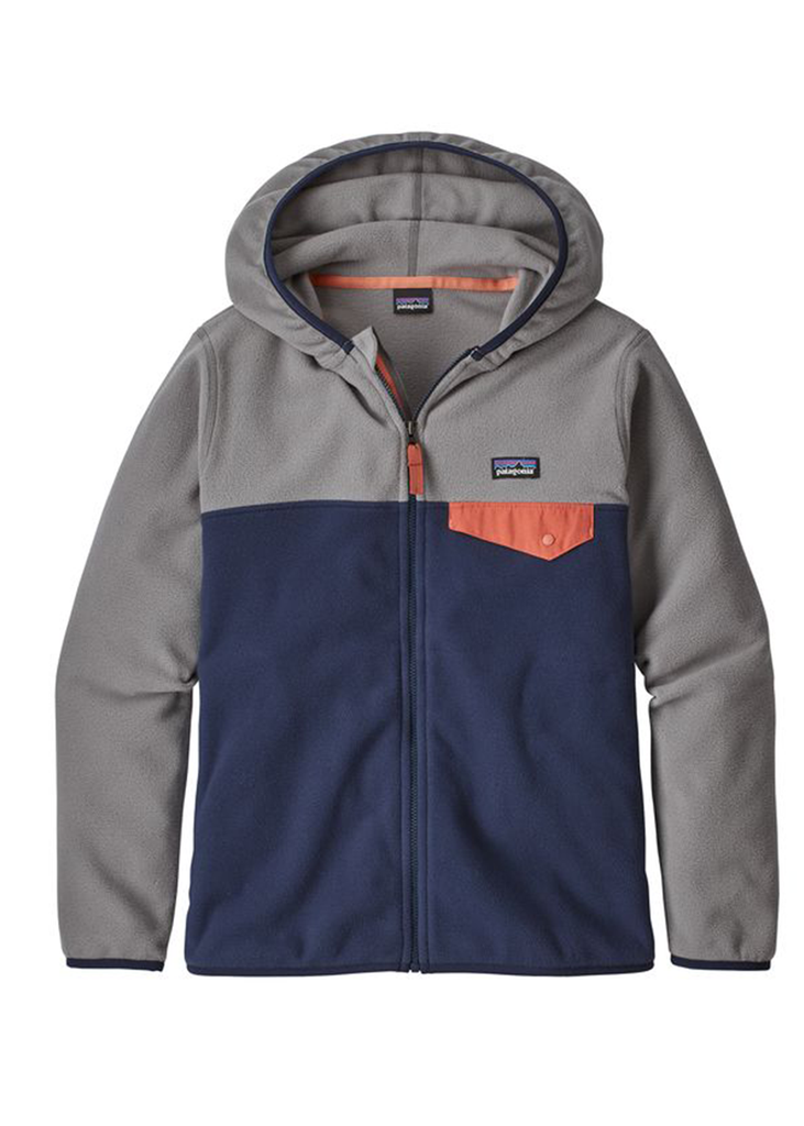 Boy's Micro D Snap-T Jacket
