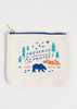 Preserve & Protect Canvas Pouch