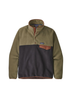 Patagonia men's lightweight synchilla snap- t