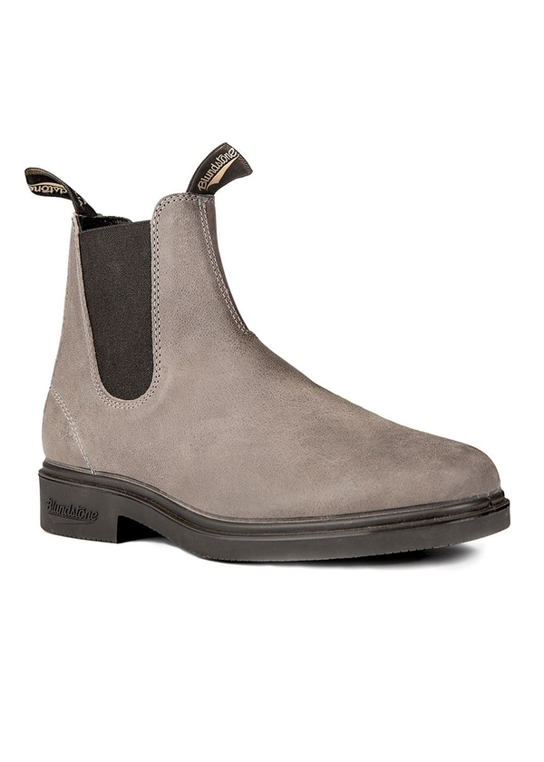 Blundstone1395 chisel toe steel grey