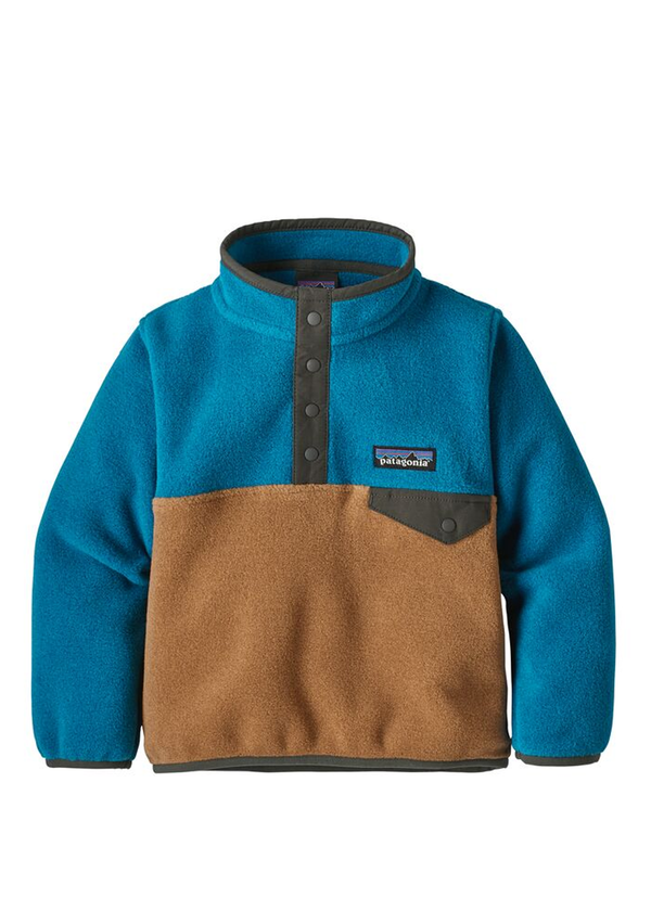 Patagonia Baby Lightweight Synchilla Snap-T Fleece Pullover