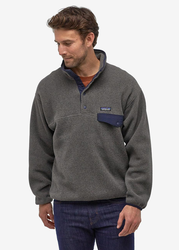 Patagonia Men's Lightweight Synchilla Snap T Pullover