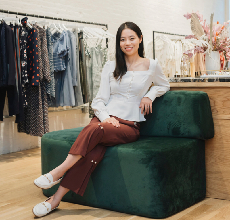 Jenny Wang, Founder of Petite Studio; Female Founder Series