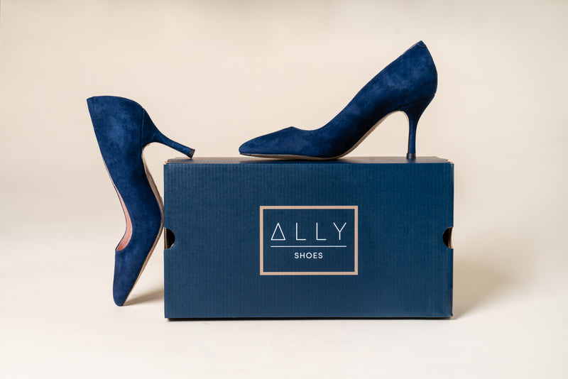 ALLY Trial Box - Comfortable Heels - Ally Shoes