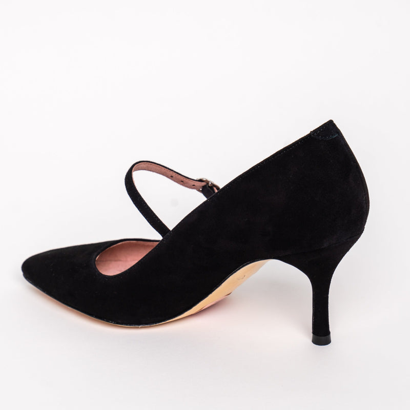 Mary Jane Pump - Comfortable Heels - Ally Shoes