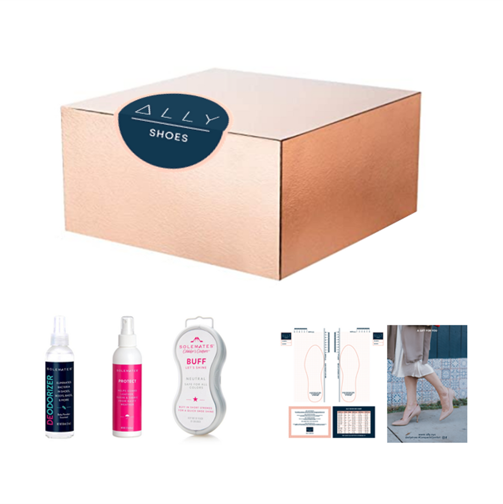 Holiday Shoe Care Gift Box