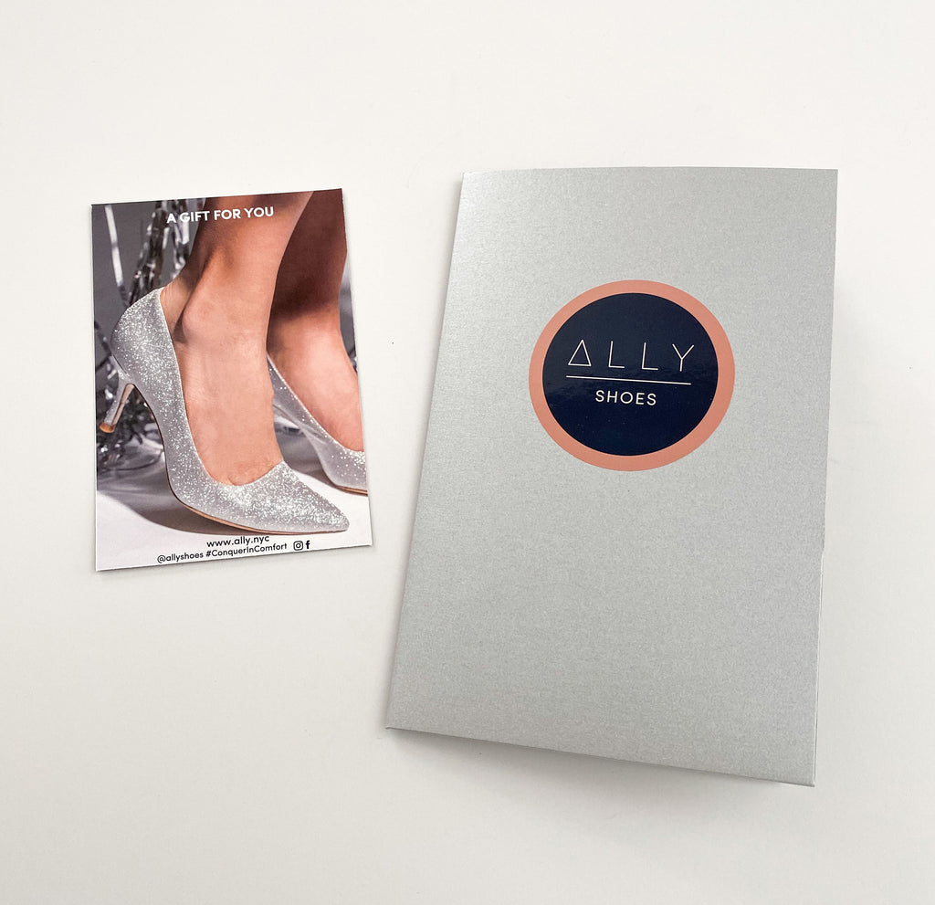 ALLY Physical Gift Card