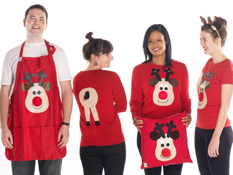 Christmas Apron Gifts Woolly Babs