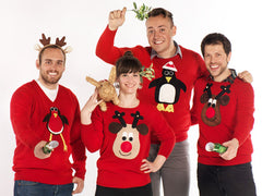 family Christmas Jumpers range