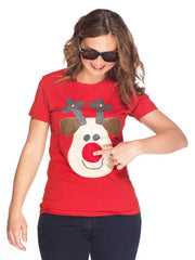 Christmas t shirt ladies