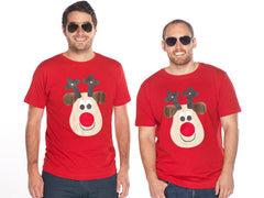 Mens Christmas t shirts