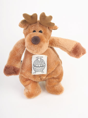 Woolly Babs Reindeer Toy