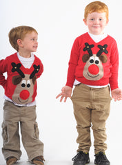 kids christmas jumpers