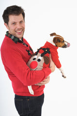 Dragons Den Dog Jumper