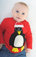 SOLD OUT Baby Christmas Jumper Pablo Penguin