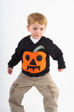 Kids Halloween Jumper Pete Pumpkin