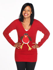SOLD OUT Christmas Jumper Dress Rodney Robin