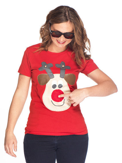 christmas tshirt ladies rudolph christmas tshirt ladies rudolph
