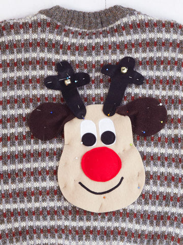 Recycled Christmas Jumper