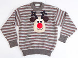 Your Own Jumper Transformed Into A Christmas Jumper