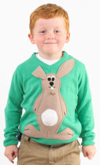 Kids' Bunny Easter Jumper