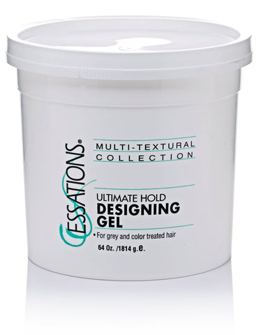 Essations Ultimate Hold Styling Gel (Grey/Color treated hair) - PRO