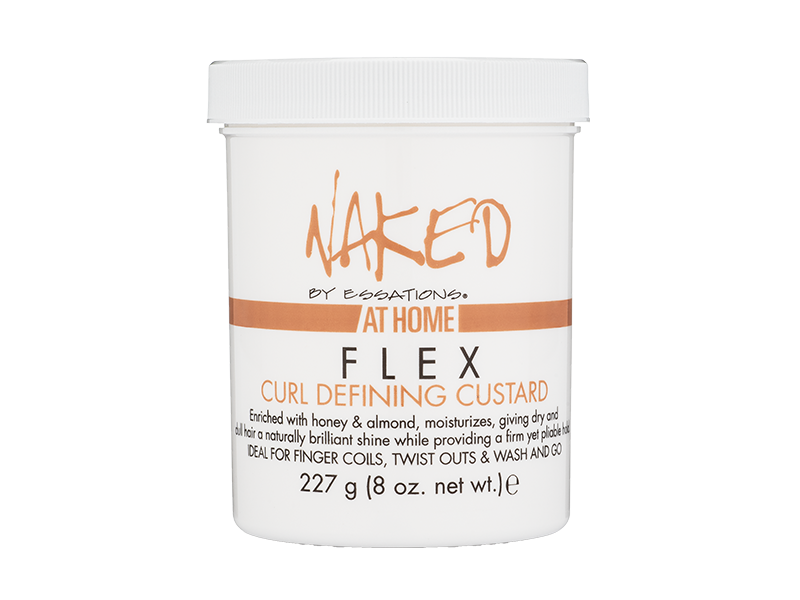 Naked Flex Curl Defining Custard (8 oz.)