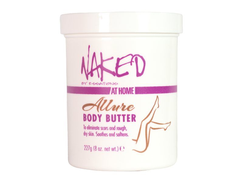 Naked Allure Body Butter (8 oz.)