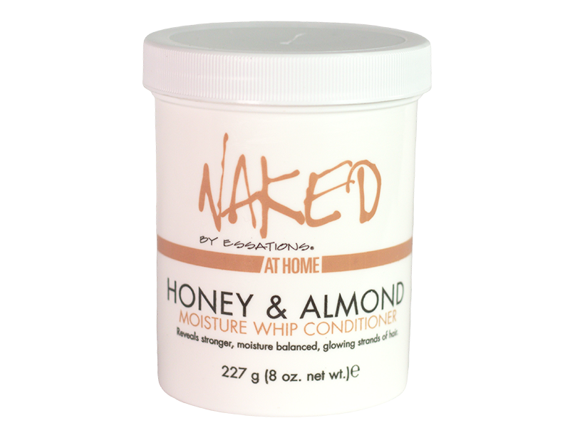 Naked Honey & Almond Moisture Whip Conditioner (8 oz.)