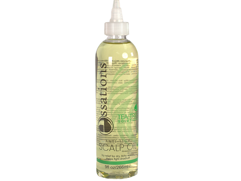 Essations Tea Tree Anti-Itch Scalp Oil