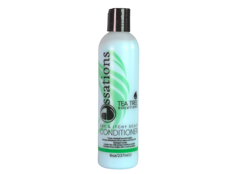 Essations Tea Tree Solutions Dry & Itchy Scalp Conditioner (8 oz.)