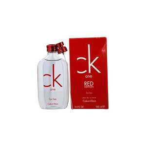 CK ONE RED EDITION by Calvin Klein - Winter Haven Co
