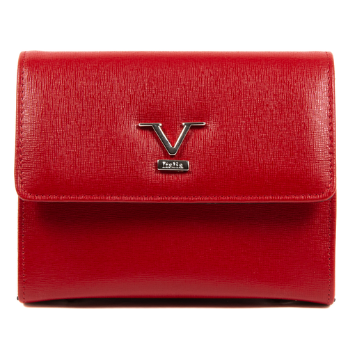 V 1969 Italia Womens Handbag Red GENNY