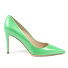 V 1969 Italia Womens Pump Green MINA - Winter Haven Co