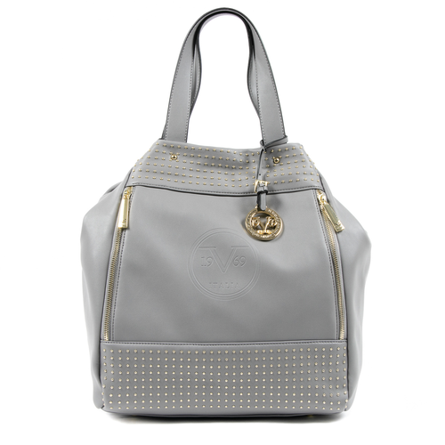 V 1969 Italia Womens Handbag Grey OLIVIA - Winter Haven Co