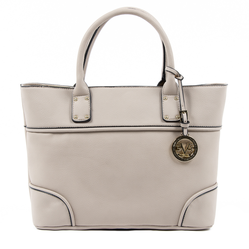V 1969 Italia Womens Handbag Light Grey SOPHIA - Winter Haven Co