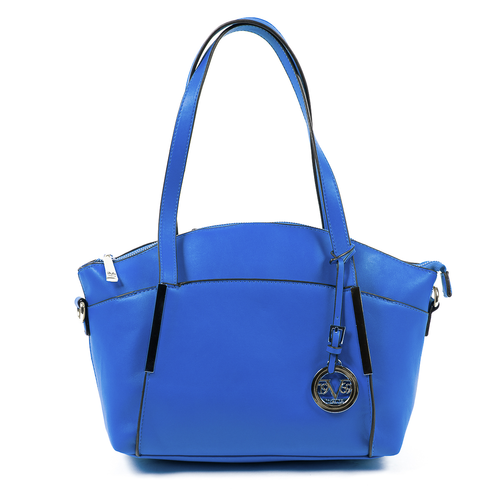 V 1969 Italia Womens Handbag Blue GIULIA - Winter Haven Co