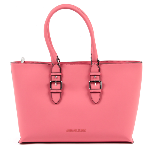 Armani Jeans Womens Handbag Pink - Winter Haven Co