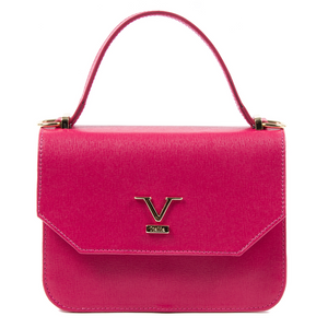 V 1969 Italia Womens Handbag Fuxia TEXAS - Winter Haven Co