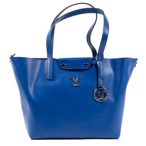 V 1969 Italia Womens Handbag Blue JERSEY - Winter Haven Co
