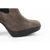 V 1969 Italia Womens Ankle Boot VELOUR TAUPE