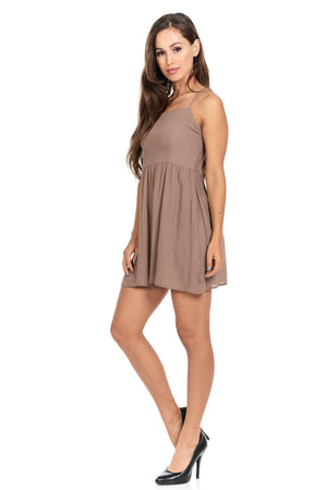 Diamante Fashion Women's Dress - Winter Haven Co