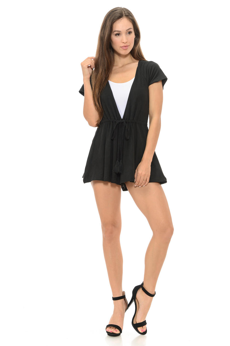 Diamante Women's Romper - Straight - Winter Haven Co