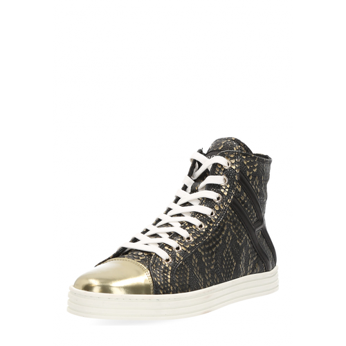 Hogan Womens Sneaker Black - Winter Haven Co
