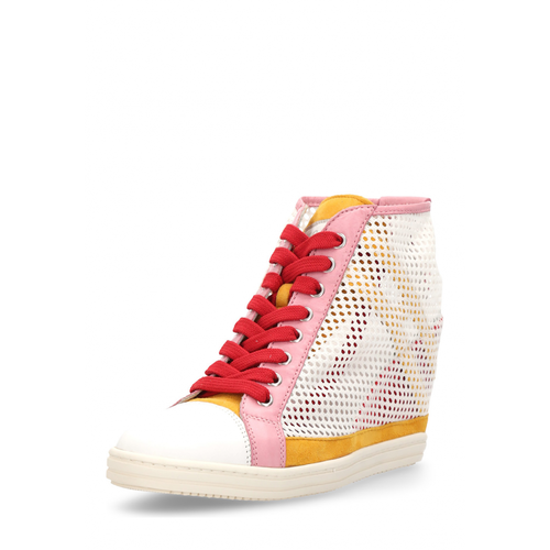 Hogan Womens Sneaker Multicolor Rebel - Winter Haven Co