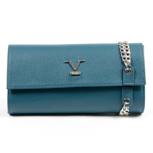 V 1969 Italia Womens Handbag Blue ROMA - Winter Haven Co